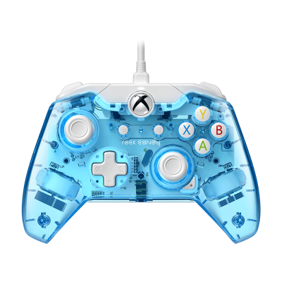 Rock Candy Wired Controller: Blu-merang