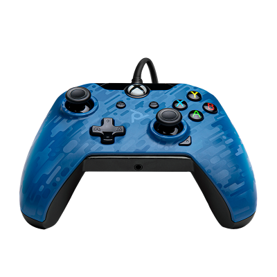 PDP Gaming Wired Controller: Revenant Blue