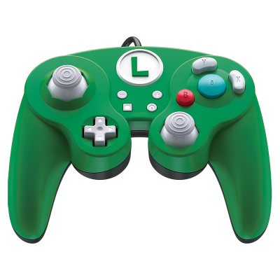Wired Fight Pad Pro: Luigi