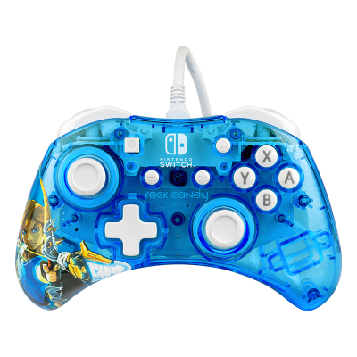 Rock Candy Wired Controller: Berry Brave Link