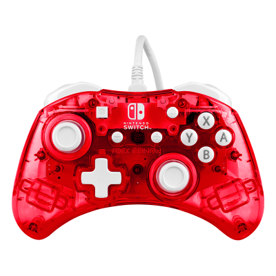 Rock Candy Wired Controller: Stormin Cherry