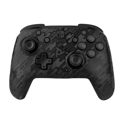 Faceoff Wireless Deluxe Controller - Black Camo