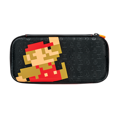 Slim Travel Case: Mario Retro Edition