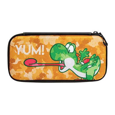 Slim Travel Case: Yoshi Camo Edition