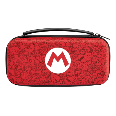 Deluxe Travel Case: Mario Remix