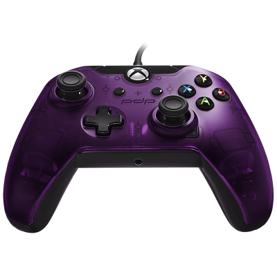 PDP Gaming Wired Controller: Royal Purple
