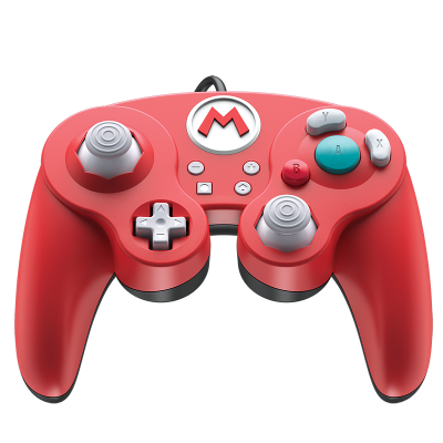 Wired Fight Pad Pro: Mario
