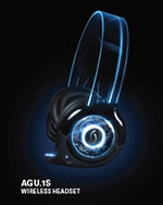 Afterglow AGU.1S Wireless Headset for Xbox 360 and PS3