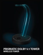 Afterglow Prismatic Dobly 5.1 Surround Sound Upgrade Tower