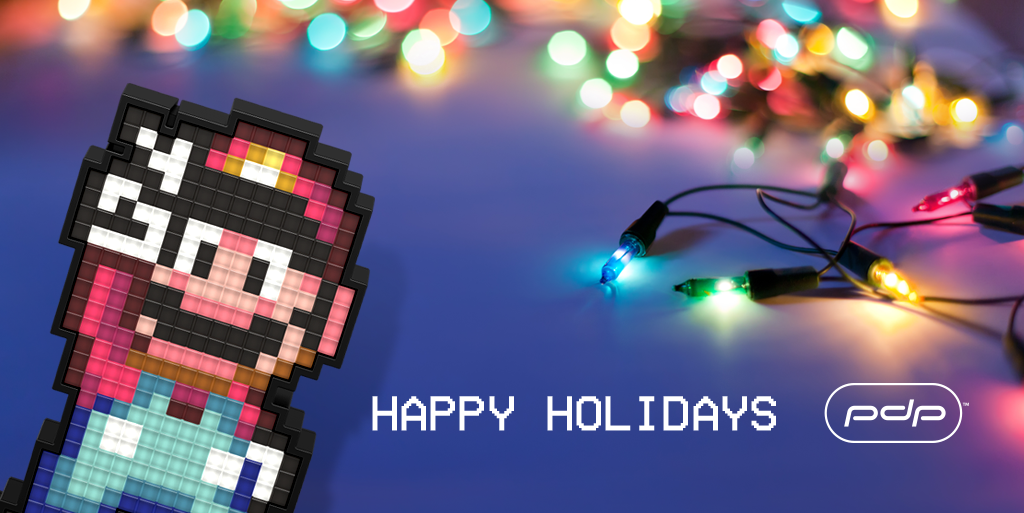 Happy Holidays from PDP