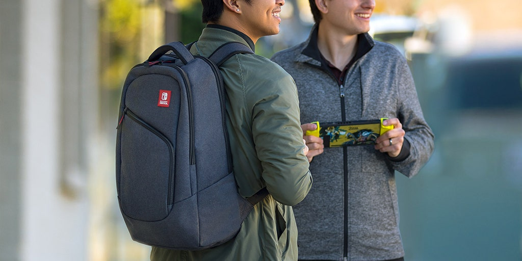 Product Spotlight: Elite Player Backpack for Nintendo Switch