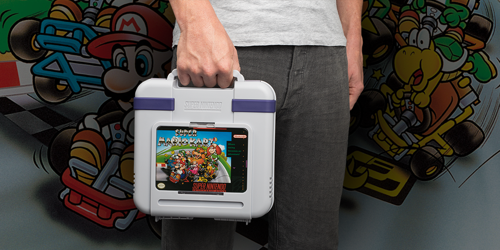Product Spotlight: SNES Classic Console Carrying Case