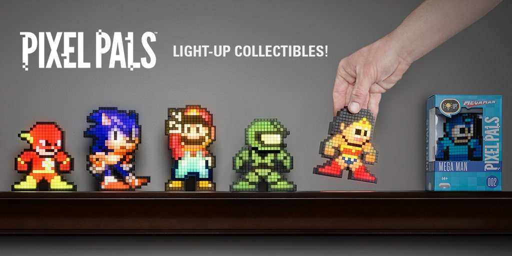 Prepping for the Holidays with Pixel Pals™ Stocking Stuffers