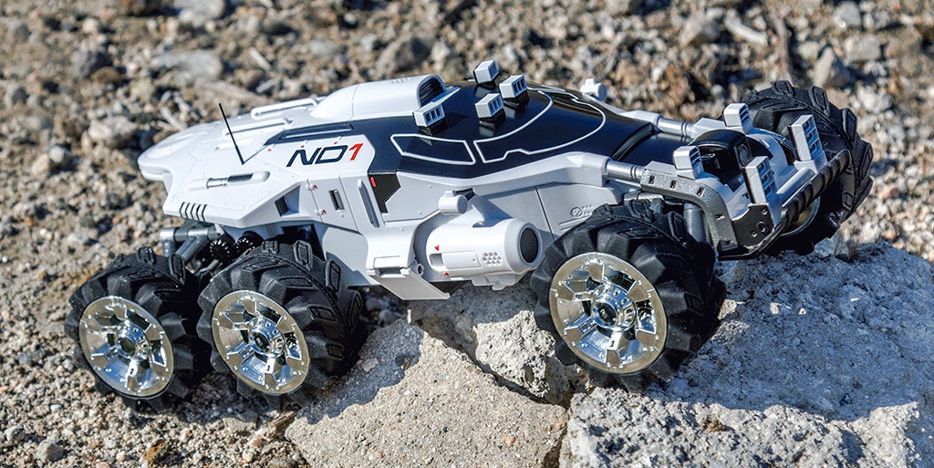 ON SALE NOW: Mass Effect: Andromeda Vehicles