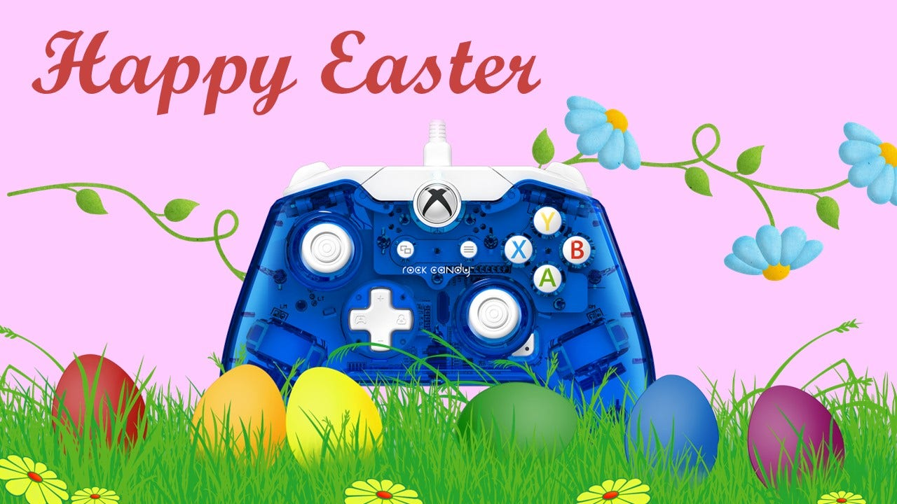 Happy Easter from PDP Gaming!