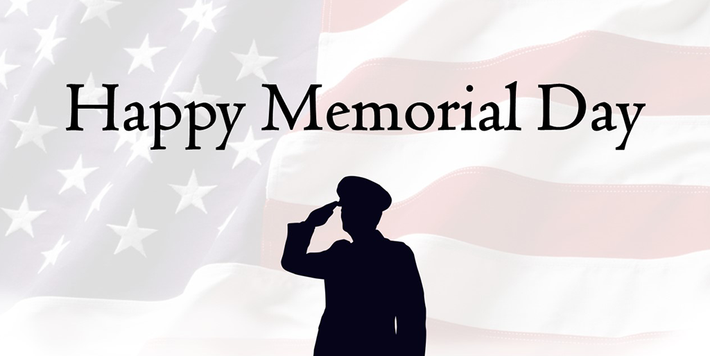 Happy Memorial Day from PDP