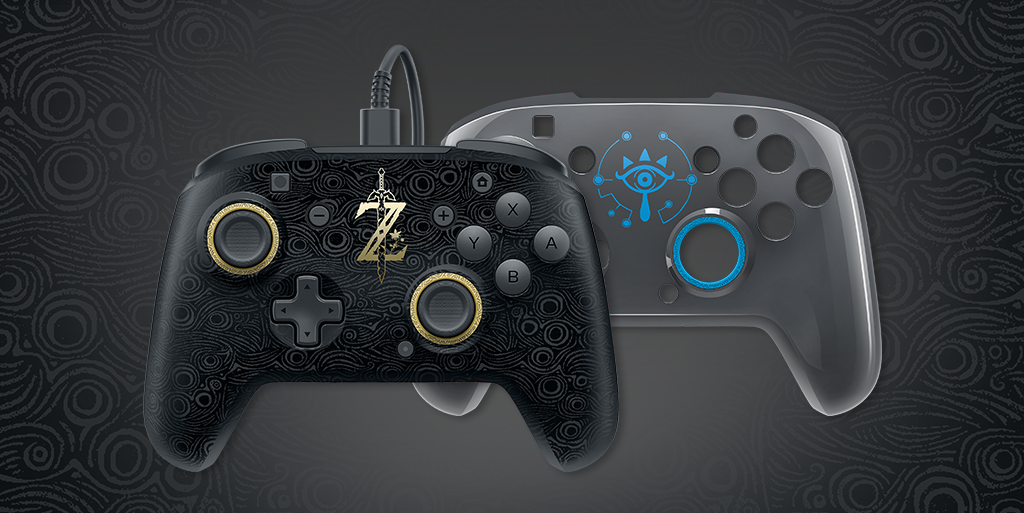 You Can Now Order the Zelda Deluxe Faceoff™ Controller for Nintendo Switch!