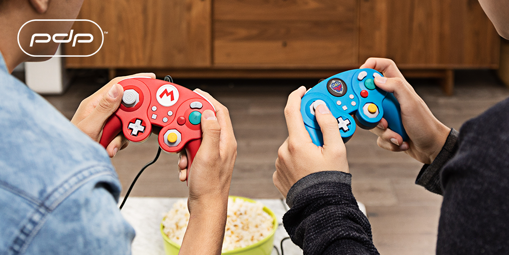 Nintendo Wired Fight Pad Pro—Available for Pre-Order Now!