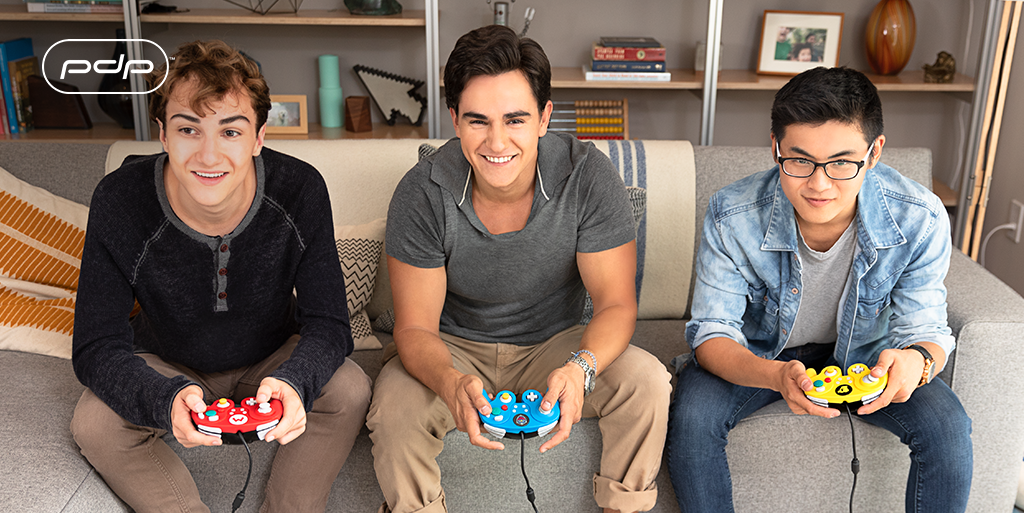 You've Been Waiting, Now They're Here! Get Your Fight Pad Pro Controller Today.