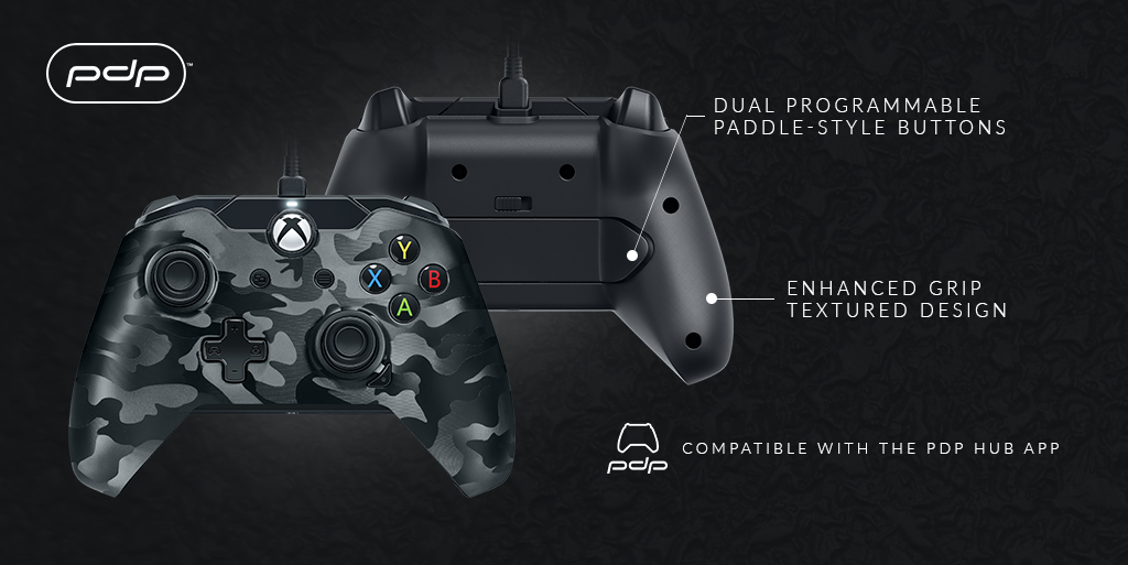 NEW Xbox One Deluxe Controllers Available Now!