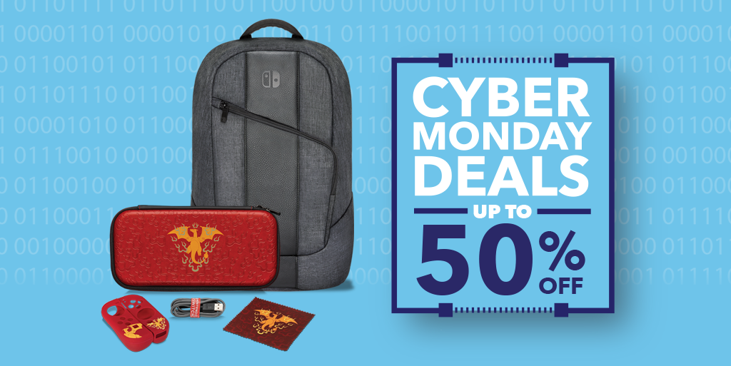 Cyber Monday Deals are Here!