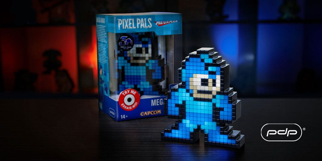 Announcing Collector's Edition Mega Man Pixel Pals™ – Available for Pre-Order!