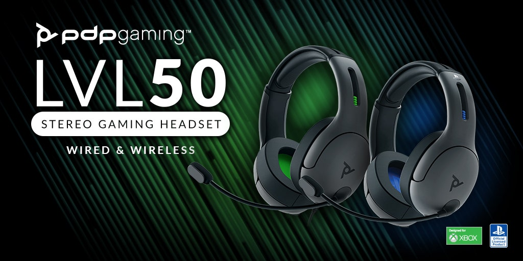 New Year, New Line of Headsets: Announcing LVL50 Wired and Wireless