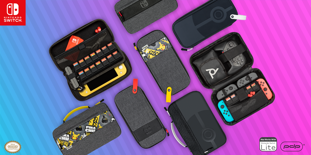 Our NEW Nintendo Switch Lite Compatible Accessories are Available Now!