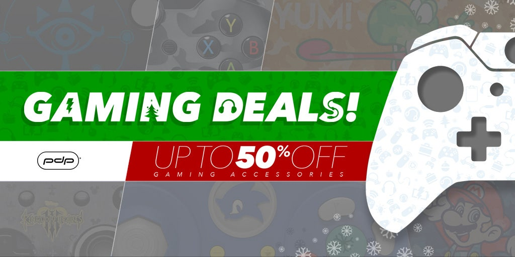 Stuff Your Cart for the Holidays During Our 12 Days of Deals!
