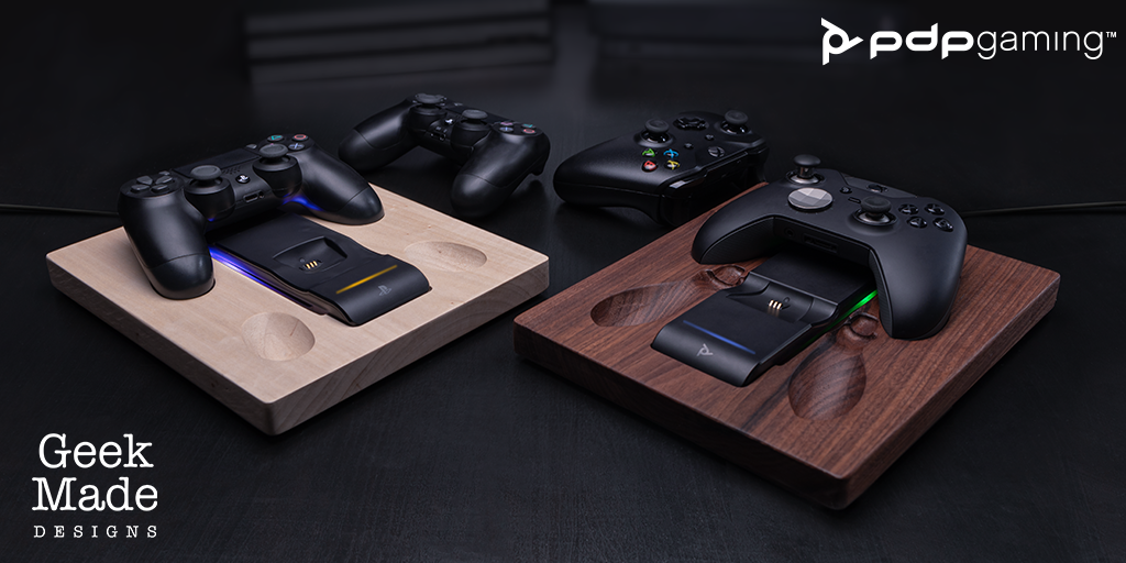 Enter the PDP Gaming & Geek Made Designs National Video Game Day Sweepstakes!