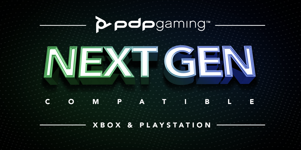 It's a Match! PDP Gaming's Next Gen Compatible Products