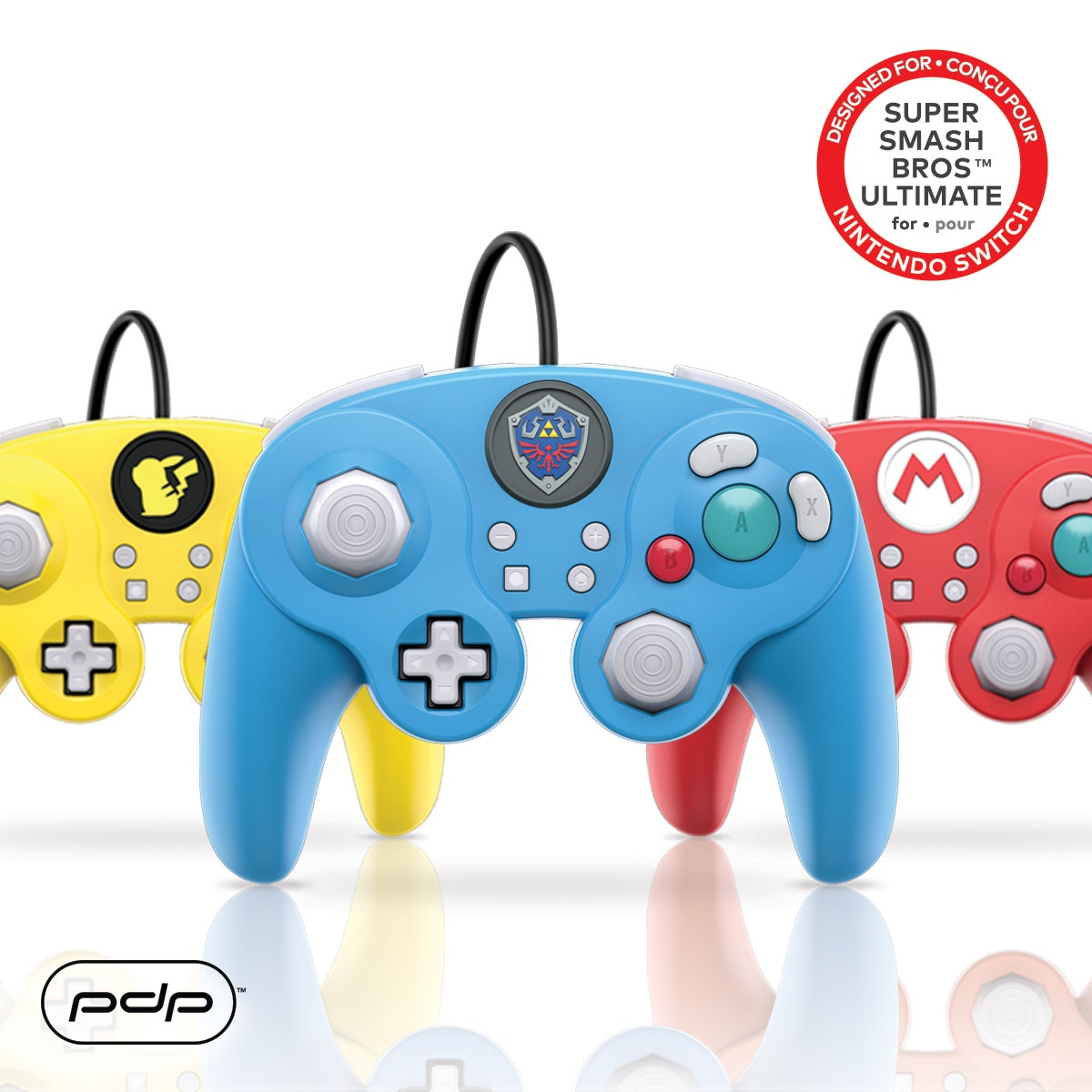 HELP! New GameCube controllers for Switch randomly attacking
